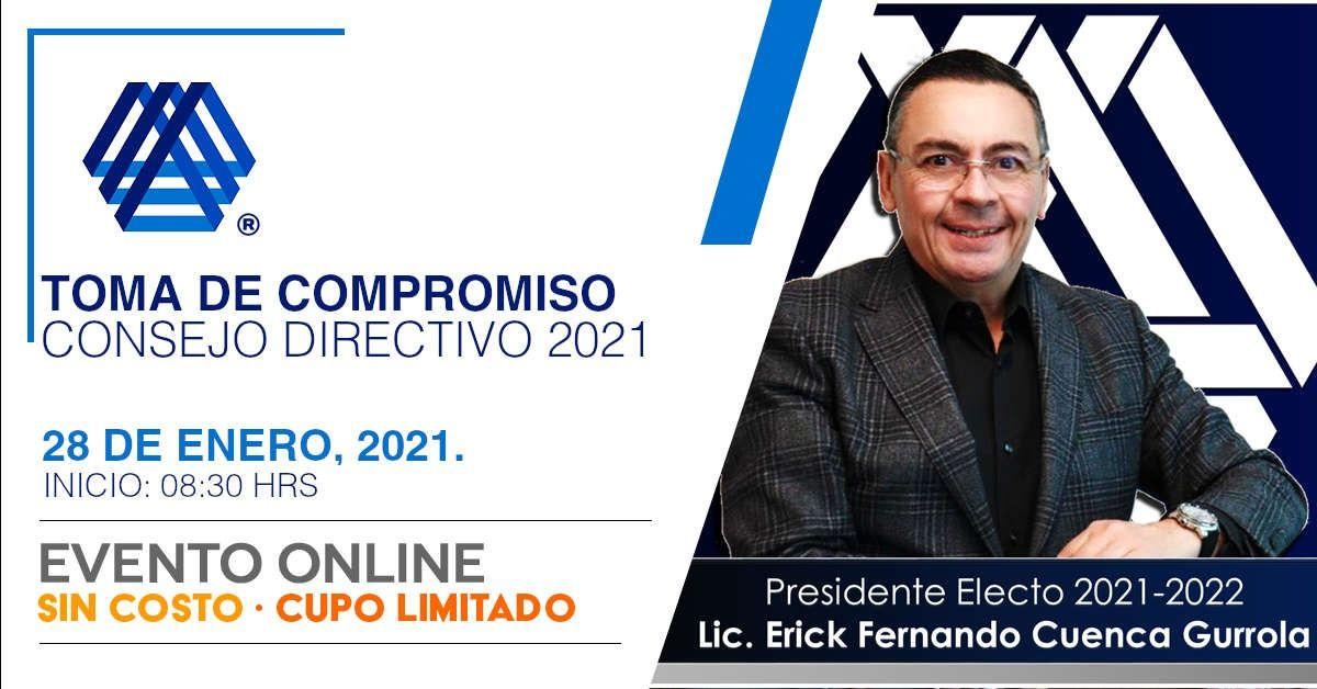 TOMA DE  COMPROMISO -CONSEJO DIRECTIVO