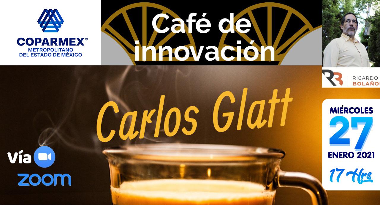 CAFÉ DE INNOVACIÓN