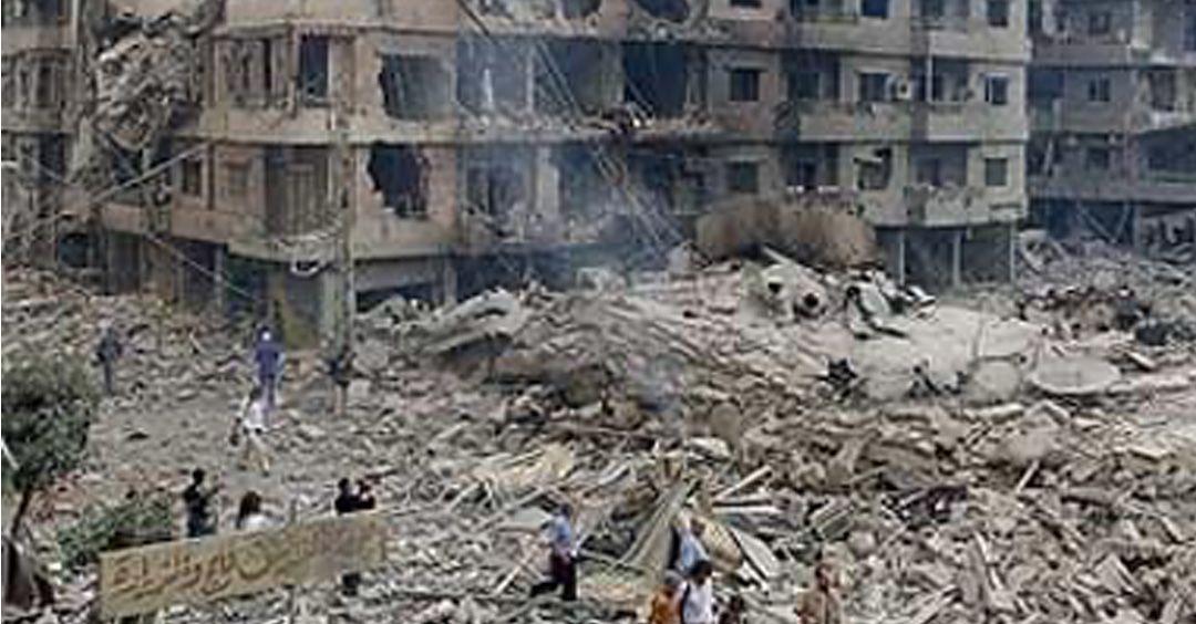 La crisis Financiera de Líbano, otra explosión  de graves consecuencias