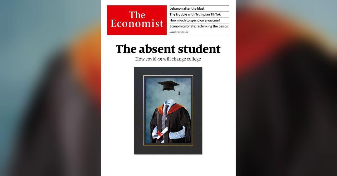 El estudiante ausente, cómo el COVID-19  puede cambiar la educación