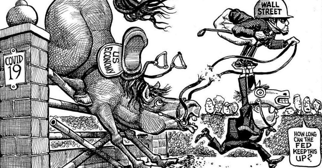 Nueva caída de Wall Street en vísperas electorales.