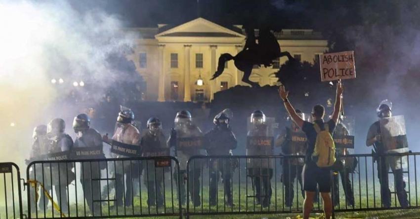 La Guerra de Secesión de Estados Unidos, versión 2020. Nunca Digan Nunca.