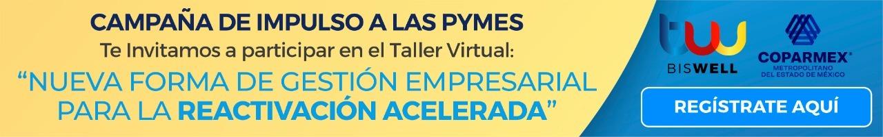 BISWELL en alianza con COPARMEX lanzan una campaña de Impulso a las PYMES